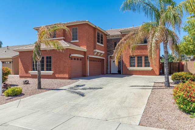3540 E Morelos Court, Gilbert, AZ 85295 (MLS #6080741) :: The Property Partners at eXp Realty