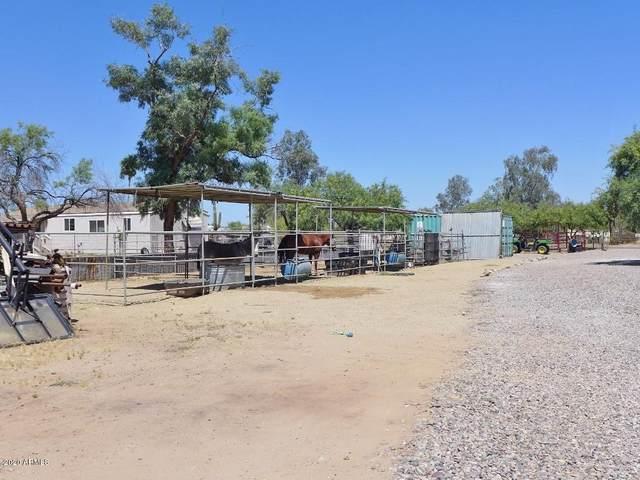 27014 N 204TH Avenue, Wittmann, AZ 85361 (#6080793) :: The Josh Berkley Team