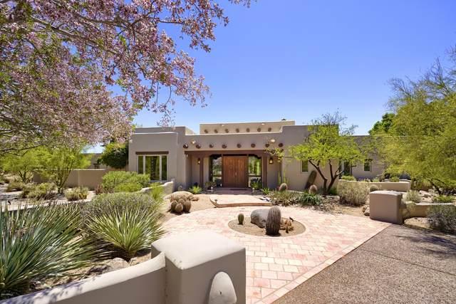 34815 N Arroyo Road N, Carefree, AZ 85377 (MLS #6080815) :: Riddle Realty Group - Keller Williams Arizona Realty