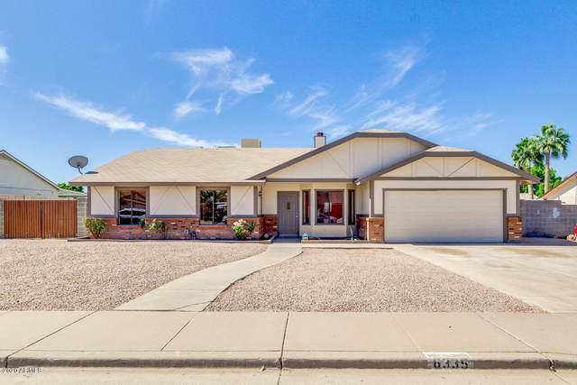 6335 E Indigo Street, Mesa, AZ 85205 (MLS #6081378) :: Keller Williams Realty Phoenix