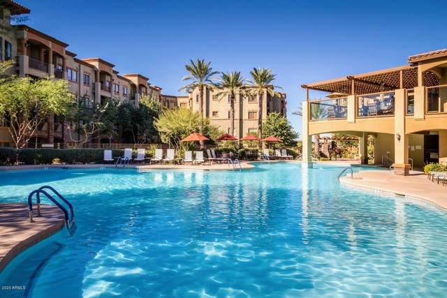 5350 E Deer Valley Drive #2258, Phoenix, AZ 85054 (MLS #6081413) :: Arizona Home Group