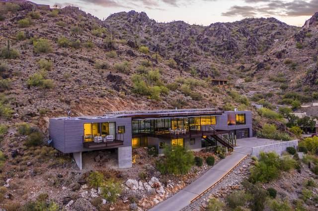 7334 N Clearwater Parkway, Paradise Valley, AZ 85253 (MLS #6081422) :: RE/MAX Desert Showcase