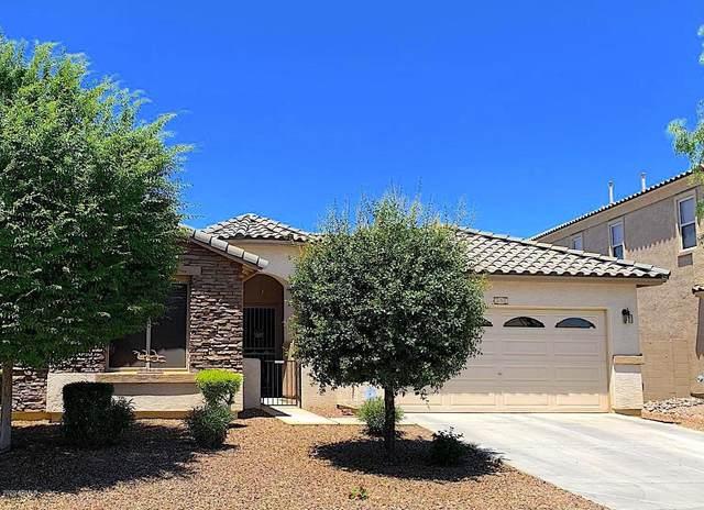 532 N 159TH Lane, Goodyear, AZ 85338 (MLS #6082358) :: Keller Williams Realty Phoenix