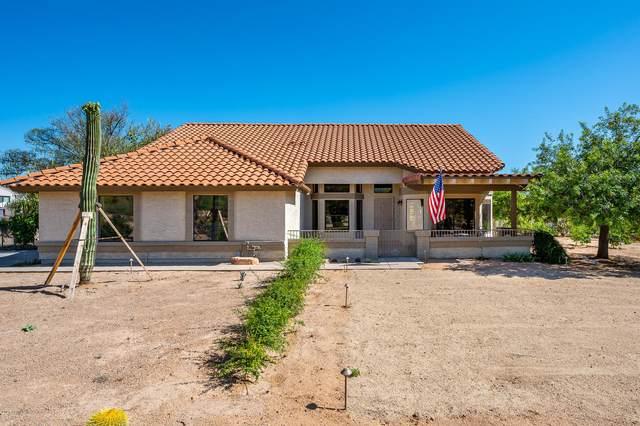 6121 E Milton Drive, Cave Creek, AZ 85331 (MLS #6082617) :: Revelation Real Estate