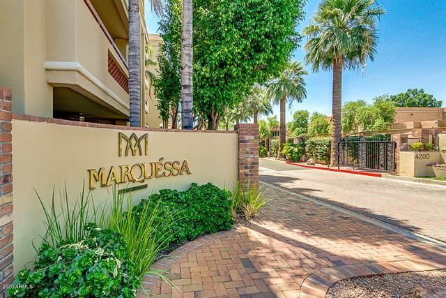 4200 N Miller Road #126, Scottsdale, AZ 85251 (MLS #6084547) :: Walters Realty Group
