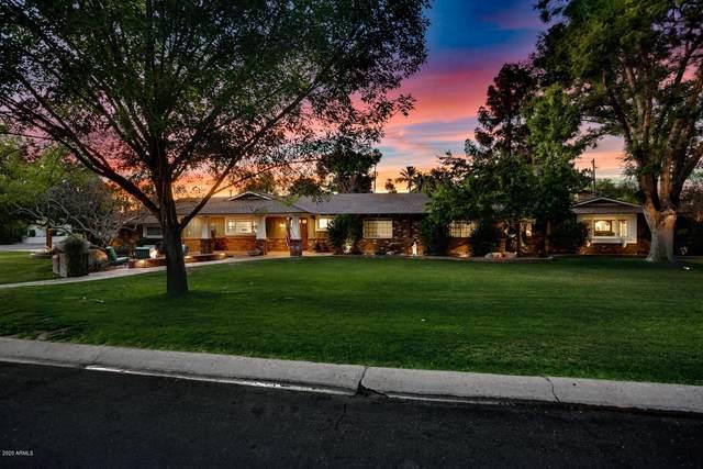 3602 E Medlock Drive, Phoenix, AZ 85018 (MLS #6084581) :: The W Group