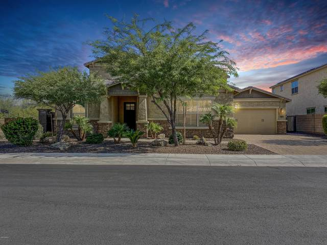 10086 W El Cortez Place, Peoria, AZ 85383 (MLS #6084887) :: The W Group