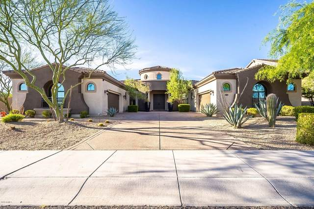 9894 E Desert Beauty Drive, Scottsdale, AZ 85255 (MLS #6084919) :: neXGen Real Estate