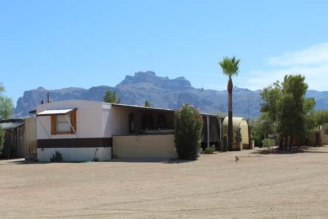 160 S Acacia Road, Apache Junction, AZ 85119 (MLS #6087598) :: Revelation Real Estate