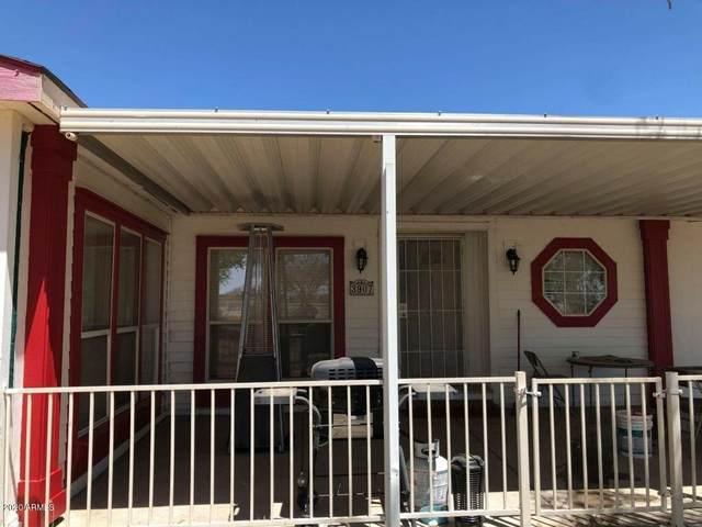 3907 N 424TH Avenue, Tonopah, AZ 85354 (MLS #6087978) :: Lux Home Group at  Keller Williams Realty Phoenix