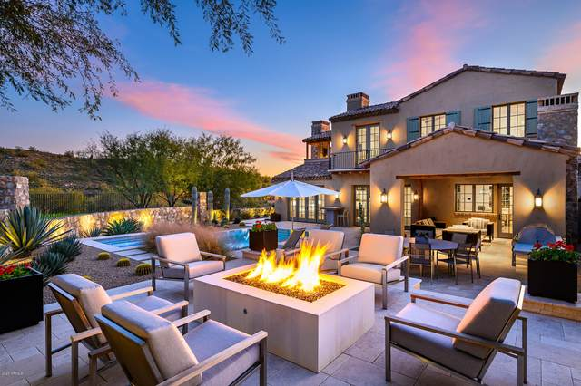 18903 N Silverleaf Drive, Scottsdale, AZ 85255 (MLS #6089530) :: Conway Real Estate
