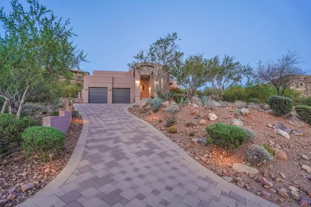 9507 N Fireridge Trail, Fountain Hills, AZ 85268 (MLS #6091933) :: Midland Real Estate Alliance