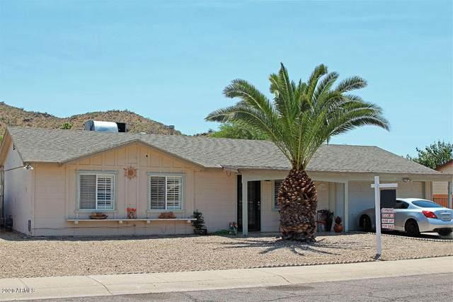 1619 W Andora Drive, Phoenix, AZ 85029 (MLS #6091935) :: Devor Real Estate Associates