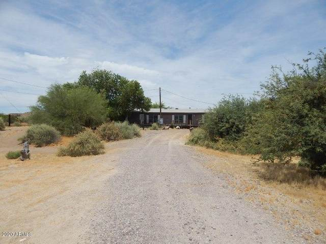 10178 W Cottonwood Wash Road, Pima, AZ 85543 (MLS #6092302) :: Brett Tanner Home Selling Team