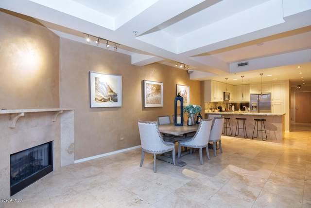7157 E Rancho Vista Drive #3005, Scottsdale, AZ 85251 (MLS #6093437) :: Conway Real Estate