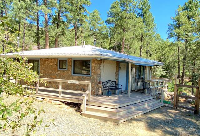 23115 S Towers Mountain Road, Crown King, AZ 86343 (MLS #6093663) :: Conway Real Estate