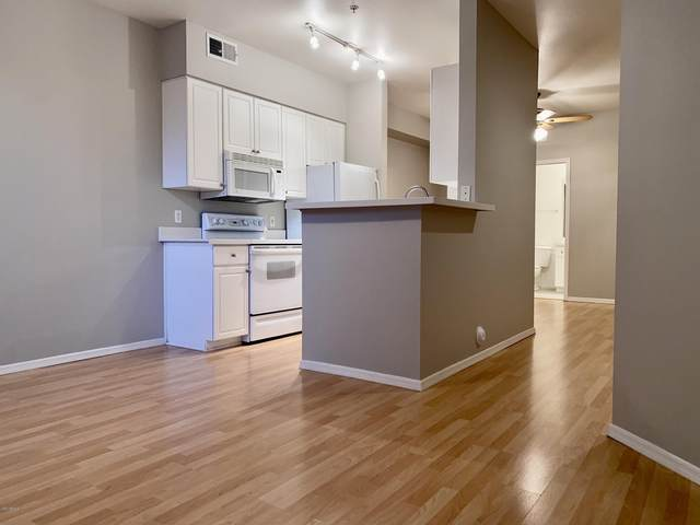 1701 E Colter Street #142, Phoenix, AZ 85016 (MLS #6094538) :: Brett Tanner Home Selling Team