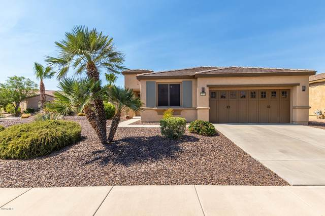 12724 W Fetlock Trail, Peoria, AZ 85383 (MLS #6095101) :: The Riddle Group