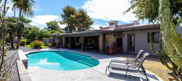 5024 E Ludlow Drive, Scottsdale, AZ 85254 (MLS #6095515) :: Homehelper Consultants