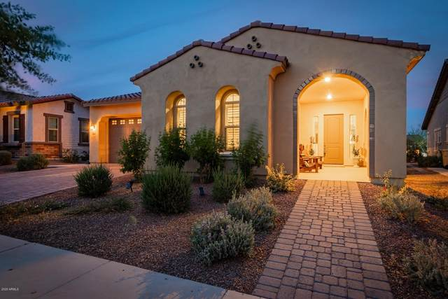 4891 N 207TH Lane, Buckeye, AZ 85396 (MLS #6096004) :: Devor Real Estate Associates