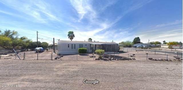 1577 E 22ND Avenue, Apache Junction, AZ 85119 (MLS #6097390) :: Brett Tanner Home Selling Team