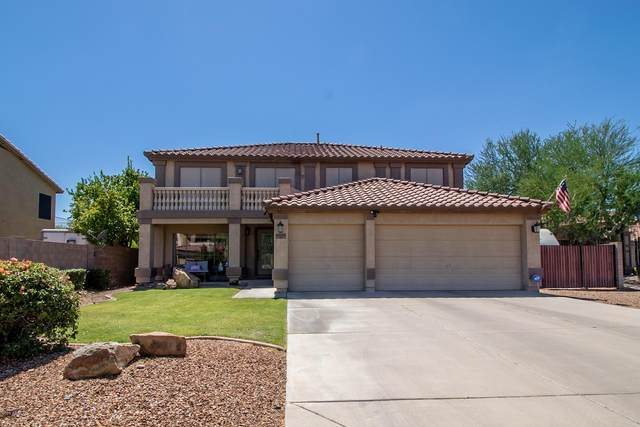 27610 N 47 Street, Cave Creek, AZ 85331 (MLS #6099034) :: Lux Home Group at  Keller Williams Realty Phoenix
