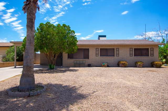 9143 W Concordia Drive, Arizona City, AZ 85123 (MLS #6099778) :: Yost Realty Group at RE/MAX Casa Grande