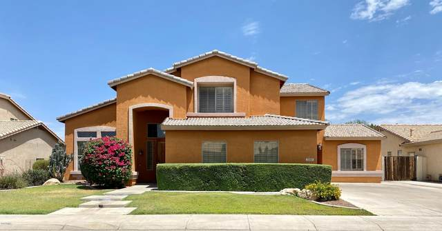 2080 W Mulberry Drive, Chandler, AZ 85286 (MLS #6100621) :: The Garcia Group