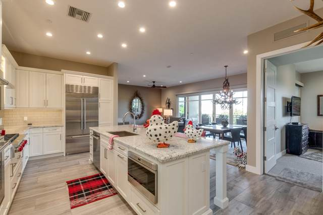 6166 N Scottsdale Road A2005, Paradise Valley, AZ 85253 (MLS #6100725) :: Lifestyle Partners Team