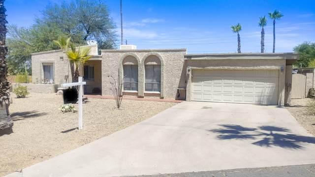 1132 E Village Cir Drive N, Phoenix, AZ 85022 (MLS #6102669) :: Brett Tanner Home Selling Team