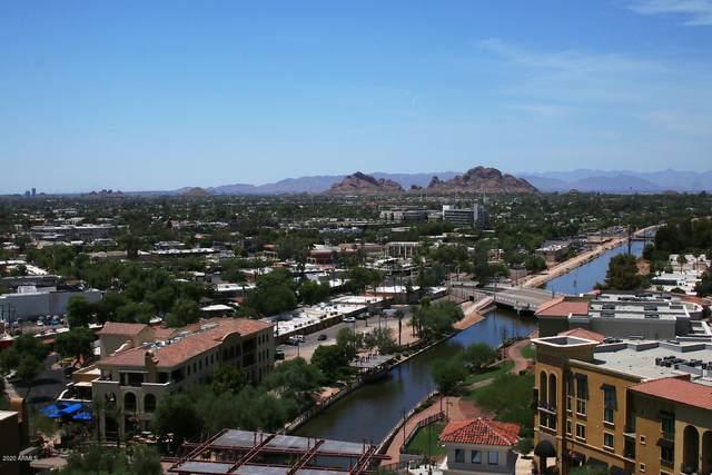 7175 E Camelback Road #501, Scottsdale, AZ 85251 (MLS #6103084) :: Brett Tanner Home Selling Team