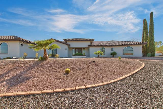 16763 E Greenbrier Lane, Fountain Hills, AZ 85268 (MLS #6105551) :: John Hogen | Realty ONE Group
