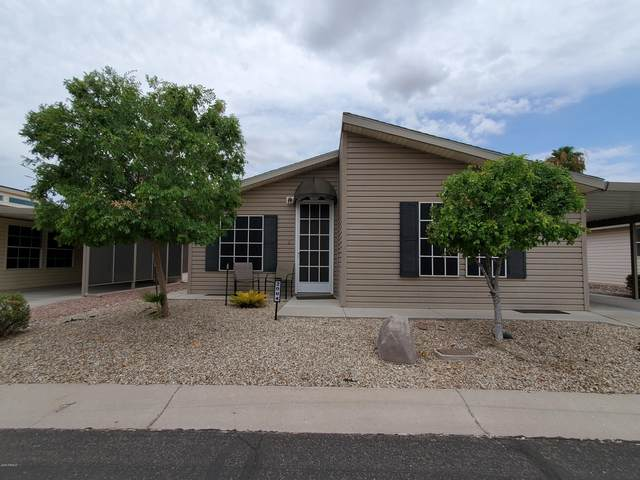 3301 S Goldfield Road #2004, Apache Junction, AZ 85119 (MLS #6105949) :: Long Realty West Valley