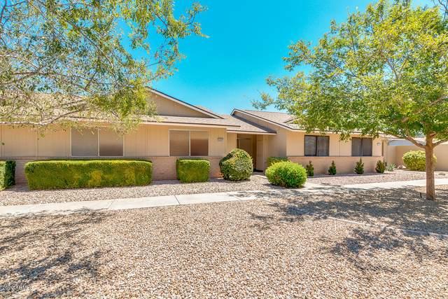 13323 W Bolero Drive, Sun City West, AZ 85375 (MLS #6107716) :: Keller Williams Realty Phoenix