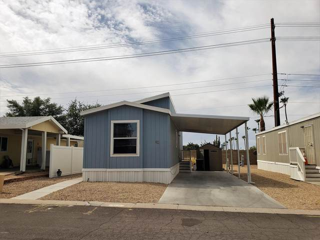 201 S Greenfield Road #288, Mesa, AZ 85206 (MLS #6107824) :: Yost Realty Group at RE/MAX Casa Grande