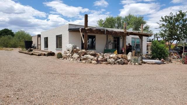 126 N Gila Drive, Tombstone, AZ 85638 (MLS #6108013) :: Long Realty West Valley