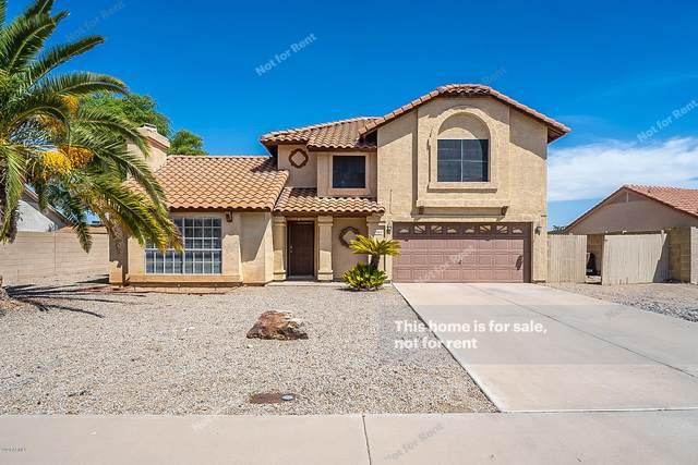 13263 N 76TH Drive, Peoria, AZ 85381 (MLS #6111548) :: Klaus Team Real Estate Solutions
