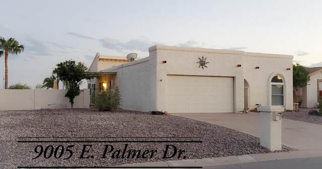 9005 E Palmer Drive, Sun Lakes, AZ 85248 (MLS #6112026) :: Conway Real Estate
