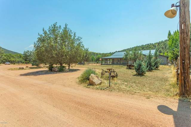 7674 W Gibson Ranch Road, Payson, AZ 85541 (MLS #6112142) :: Walters Realty Group