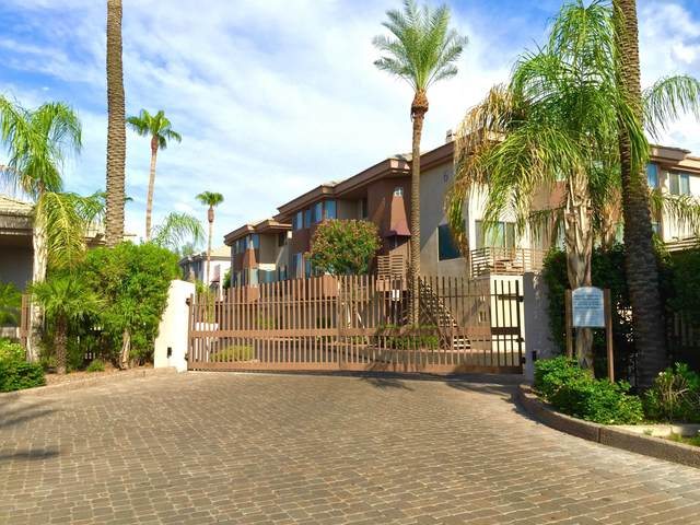 4343 N 21ST Street #134, Phoenix, AZ 85016 (MLS #6112698) :: Midland Real Estate Alliance