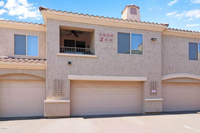 900 S Canal Drive #205, Chandler, AZ 85225 (MLS #6114405) :: The W Group