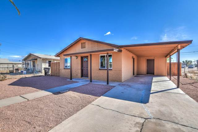 251 W Harding Avenue, Coolidge, AZ 85128 (MLS #6114692) :: The Riddle Group