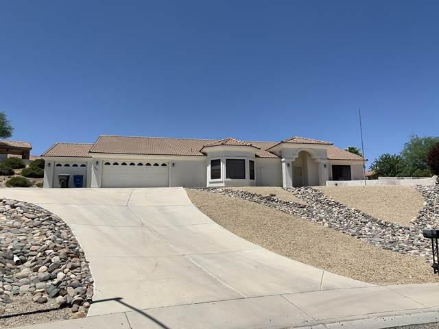 560 W Topeka Drive, Wickenburg, AZ 85390 (MLS #6115468) :: Brett Tanner Home Selling Team