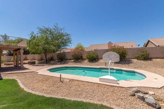 416 W Mountain Vista Drive, Phoenix, AZ 85045 (MLS #6116451) :: Riddle Realty Group - Keller Williams Arizona Realty