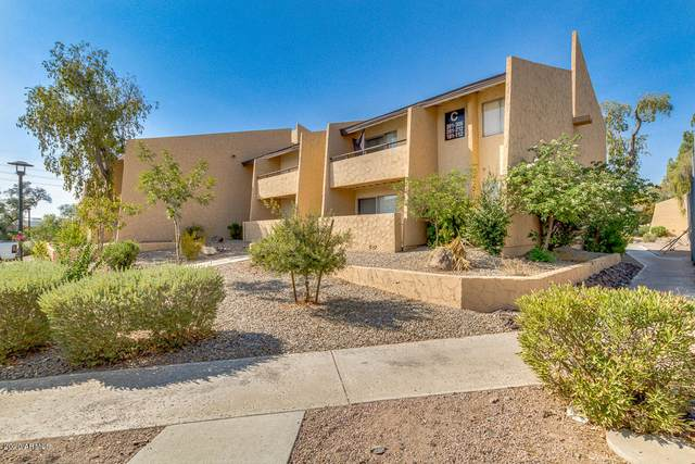 8055 E Thomas Road C209, Scottsdale, AZ 85251 (MLS #6118512) :: Conway Real Estate