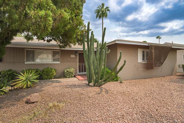 4529 N 75TH Place, Scottsdale, AZ 85251 (MLS #6119691) :: Walters Realty Group