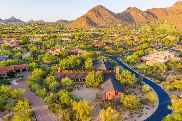 9820 E Thompson Peak Parkway #707, Scottsdale, AZ 85255 (MLS #6121331) :: Midland Real Estate Alliance