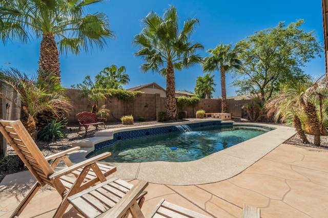 42537 W Sparks Drive, Maricopa, AZ 85138 (MLS #6124053) :: The Daniel Montez Real Estate Group
