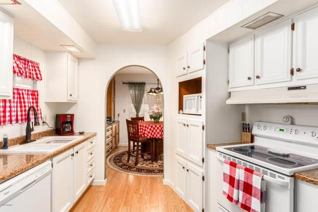 10960 N 67TH Avenue #212, Glendale, AZ 85304 (MLS #6124358) :: Conway Real Estate