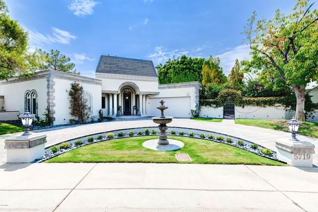 5719 N 25TH Place, Phoenix, AZ 85016 (MLS #6124778) :: Brett Tanner Home Selling Team